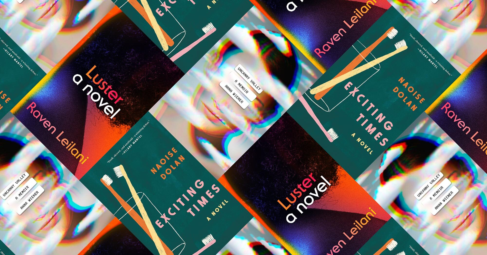 The most millennial books of 2020