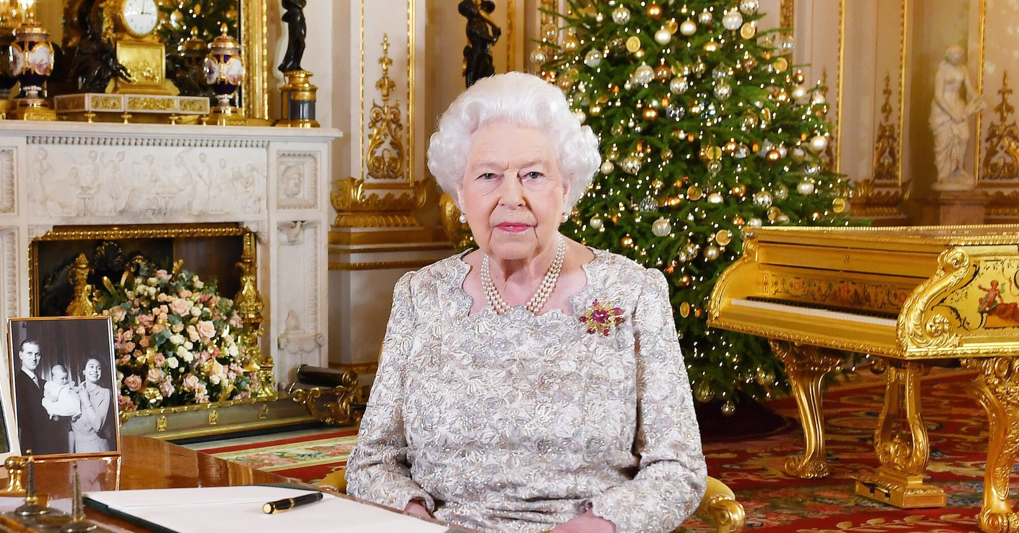 Queen Elizabeth Is 'Accepting' That Christmas Will Be Without Usual Family Festivities This Year