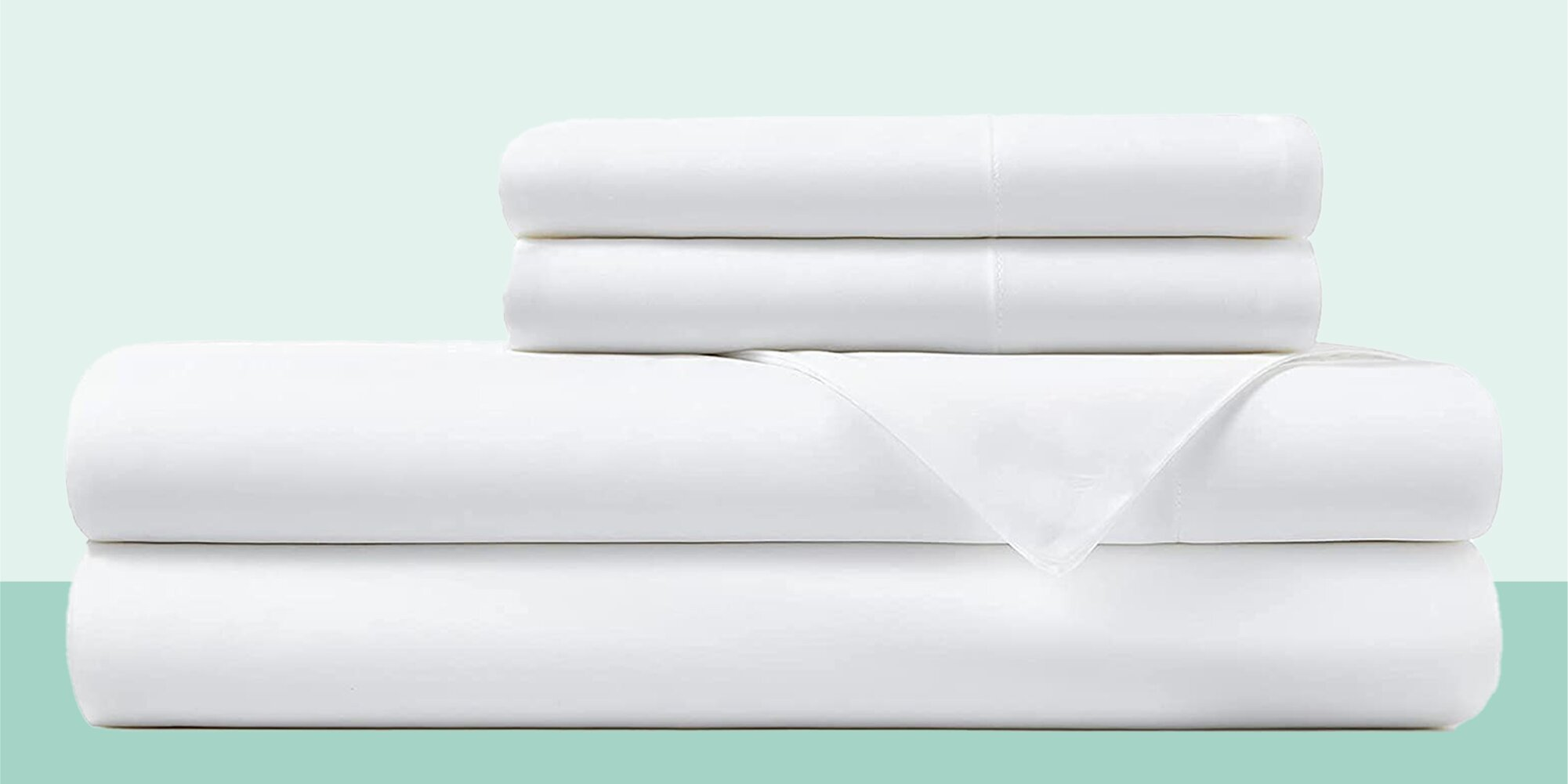 I Slept So Well in My Friend's Guest Room, I Ordered a Set of Her Bamboo Sheets While Still in Bed