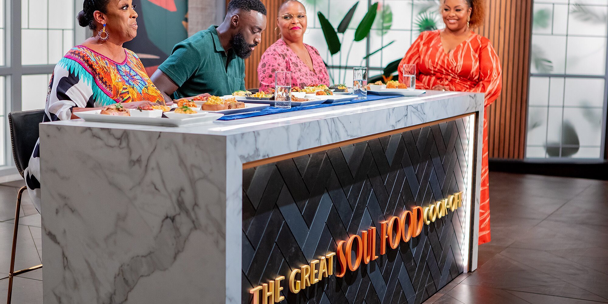 The Great Soul Food Cook-Off Celebrates Black Culture and Cuisine in New Competition Series