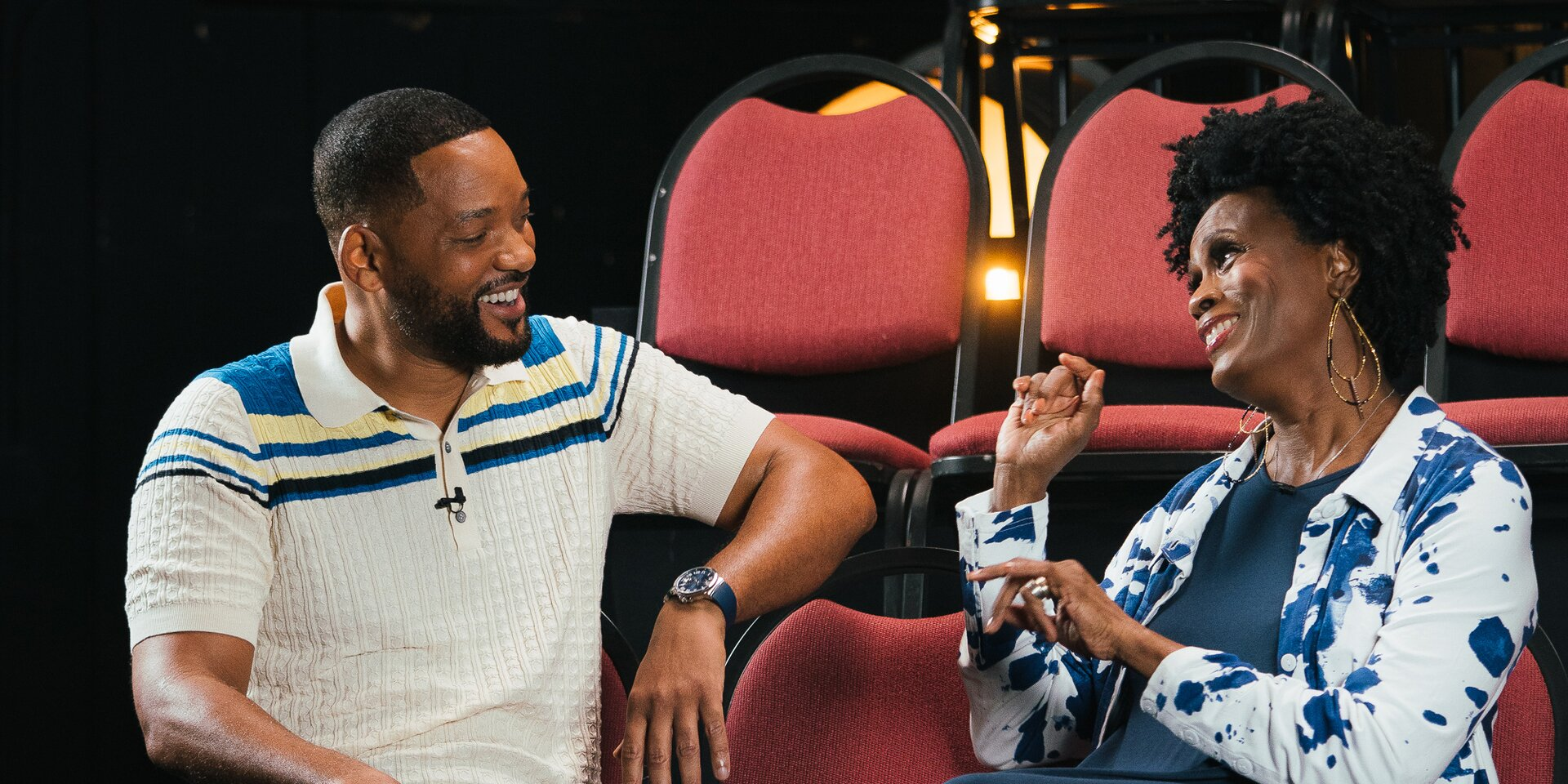 Fresh Prince Reunion: Will Smith and Janet Hubert Discuss Her Contentious Exit 27 Years Later