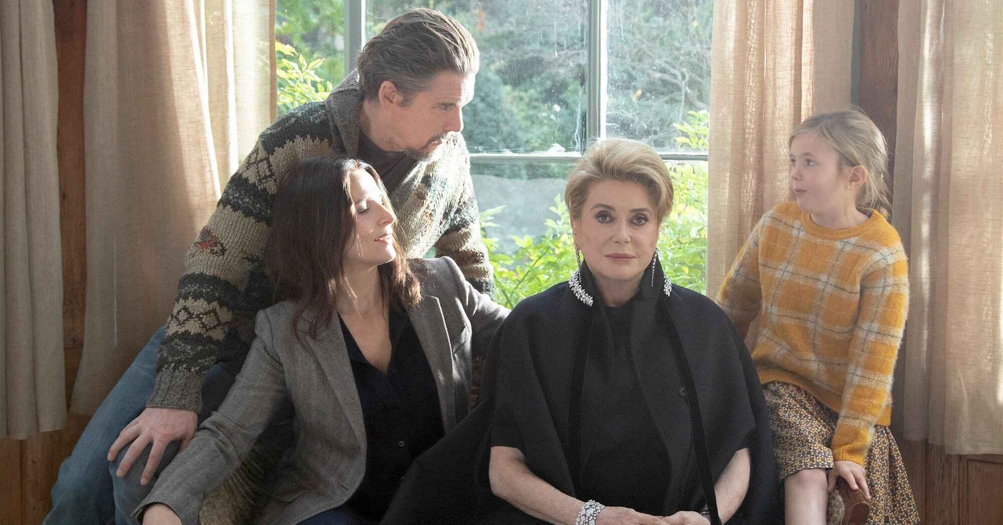 Catherine Deneuve is as magnifique as ever in 'The Truth'