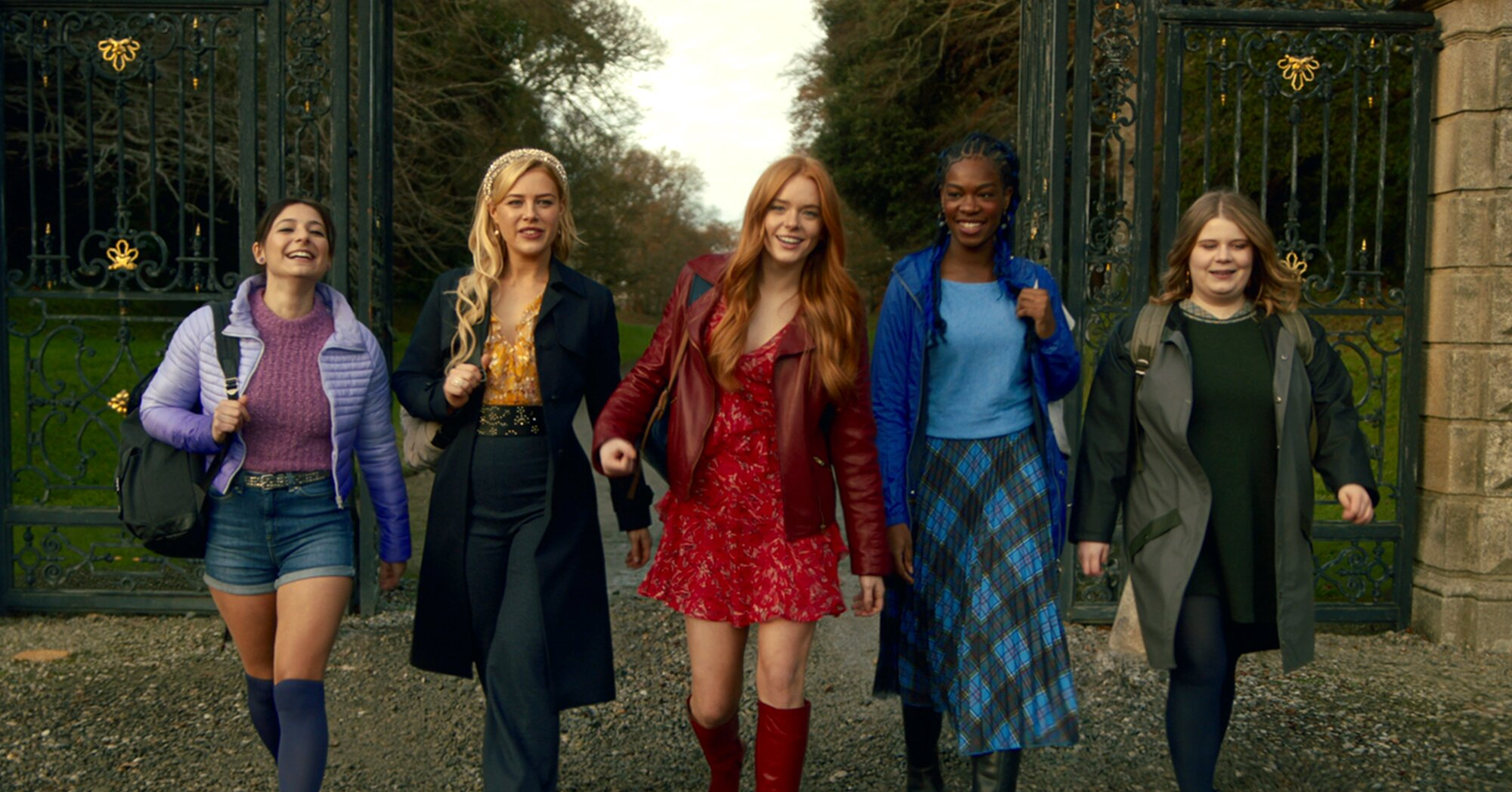 First Fate: The Winx Saga trailer takes us to magic school | EW.com