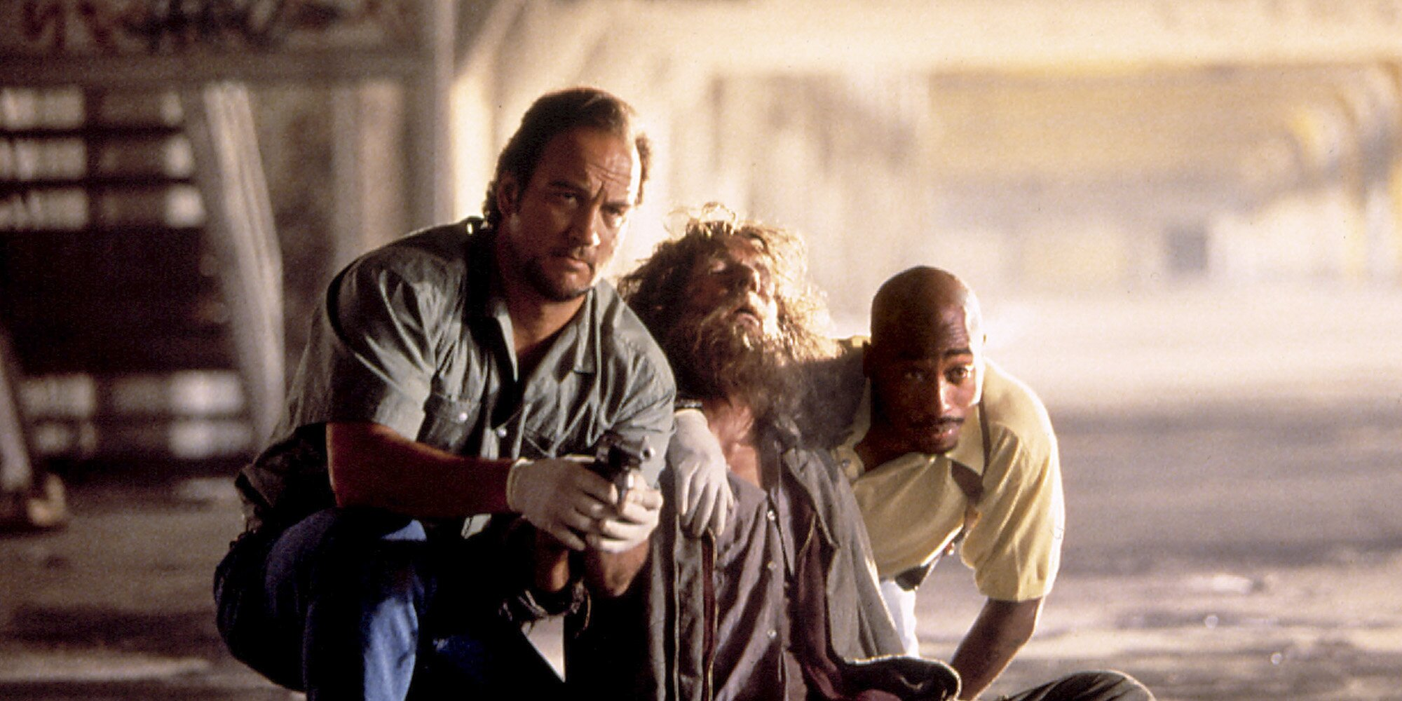 Jim Belushi and Tupac nearly collaborated on a cover of Frank Sinatra's 'Fly Me to the Moon'.jpg