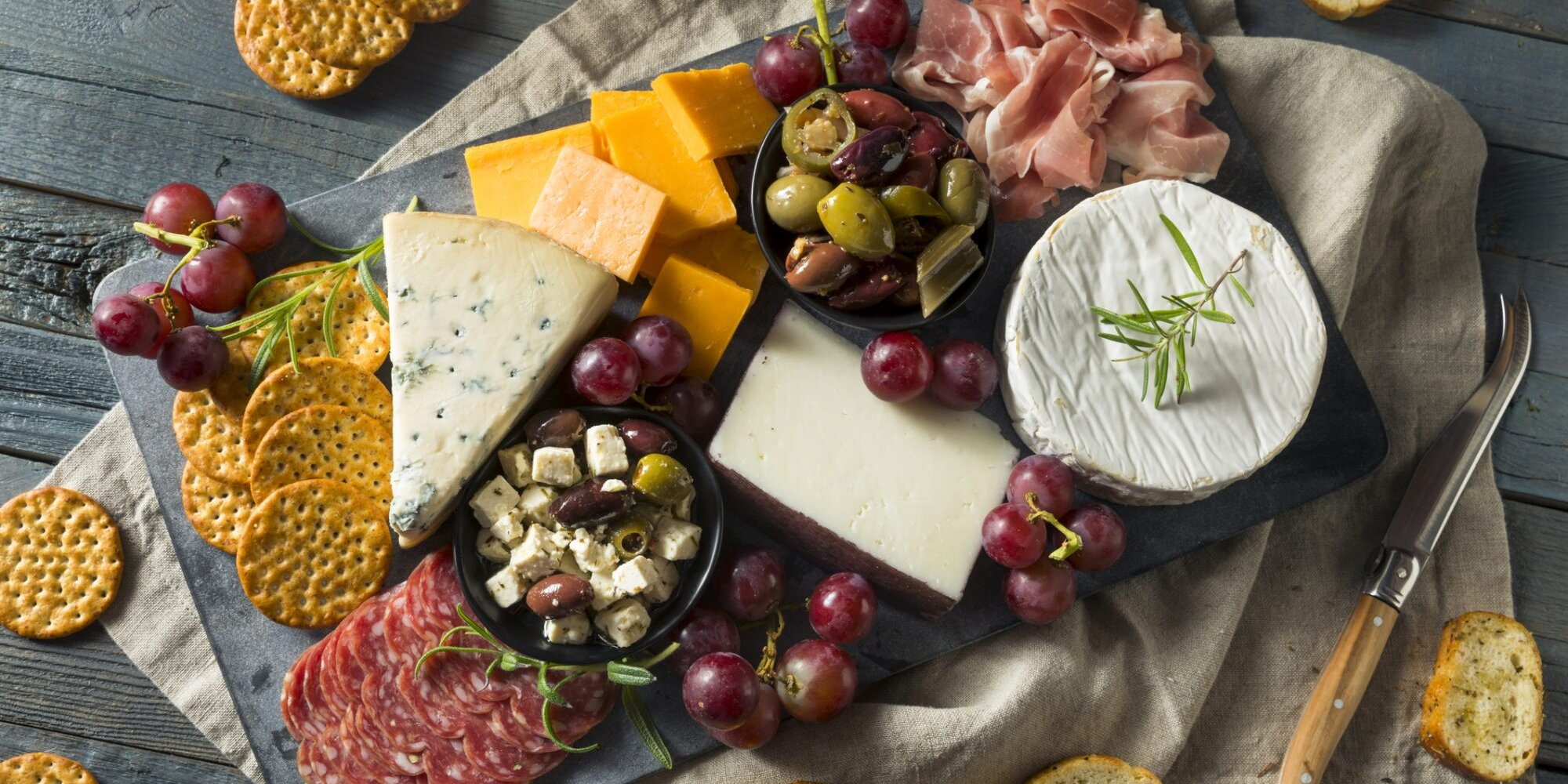 6 Ways to Ruin a Perfectly Good Cheese Board