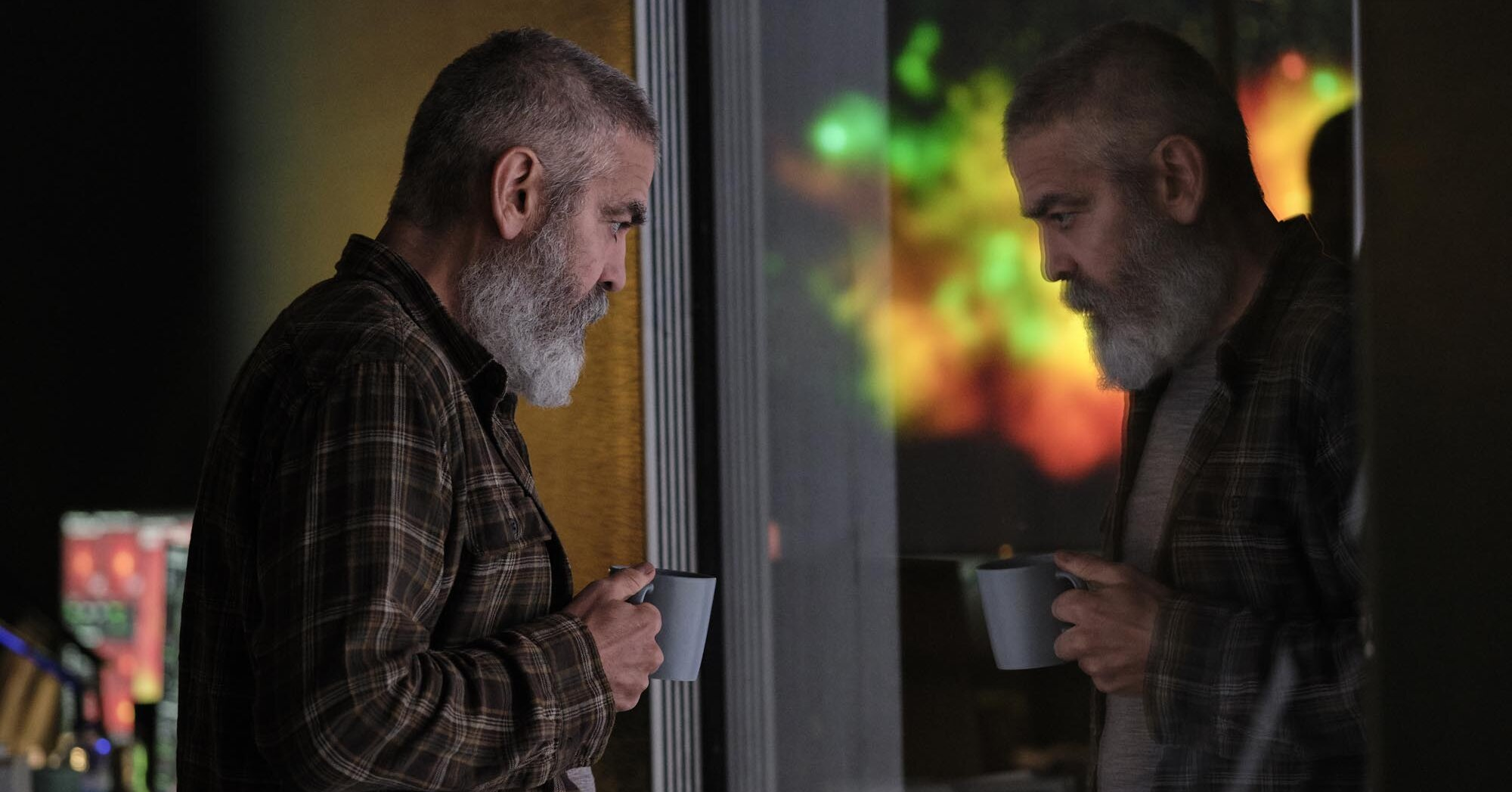 George Clooney issues a warning for humanity in 'The Midnight Sky'