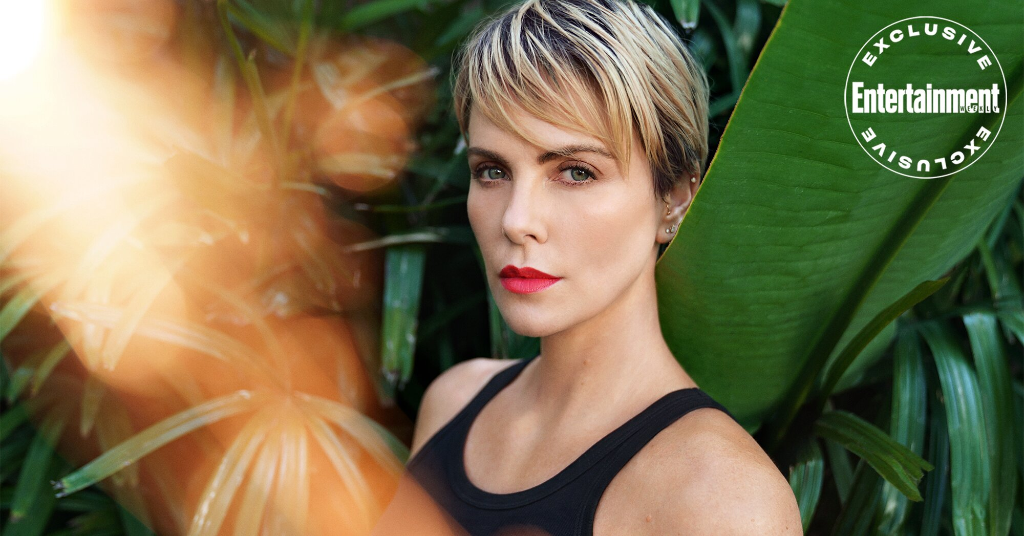 Ancient history: Charlize Theron and 'The Old Guard' cast talk battle-axes and immortality