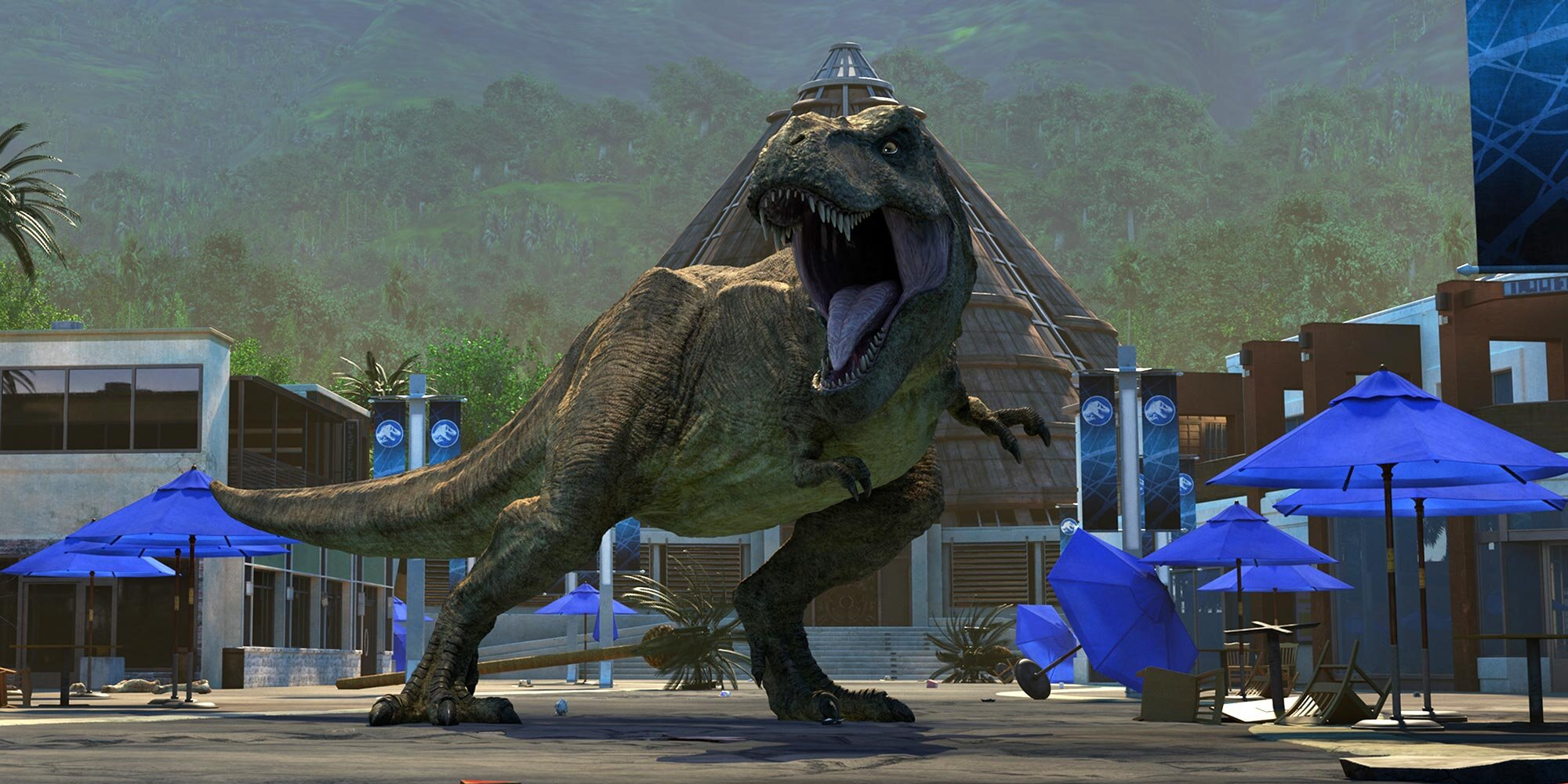 'Jurassic World: Dominion' will 'connect to discoveries made' in 'Camp Cretaceous' - Entertainment Weekly
