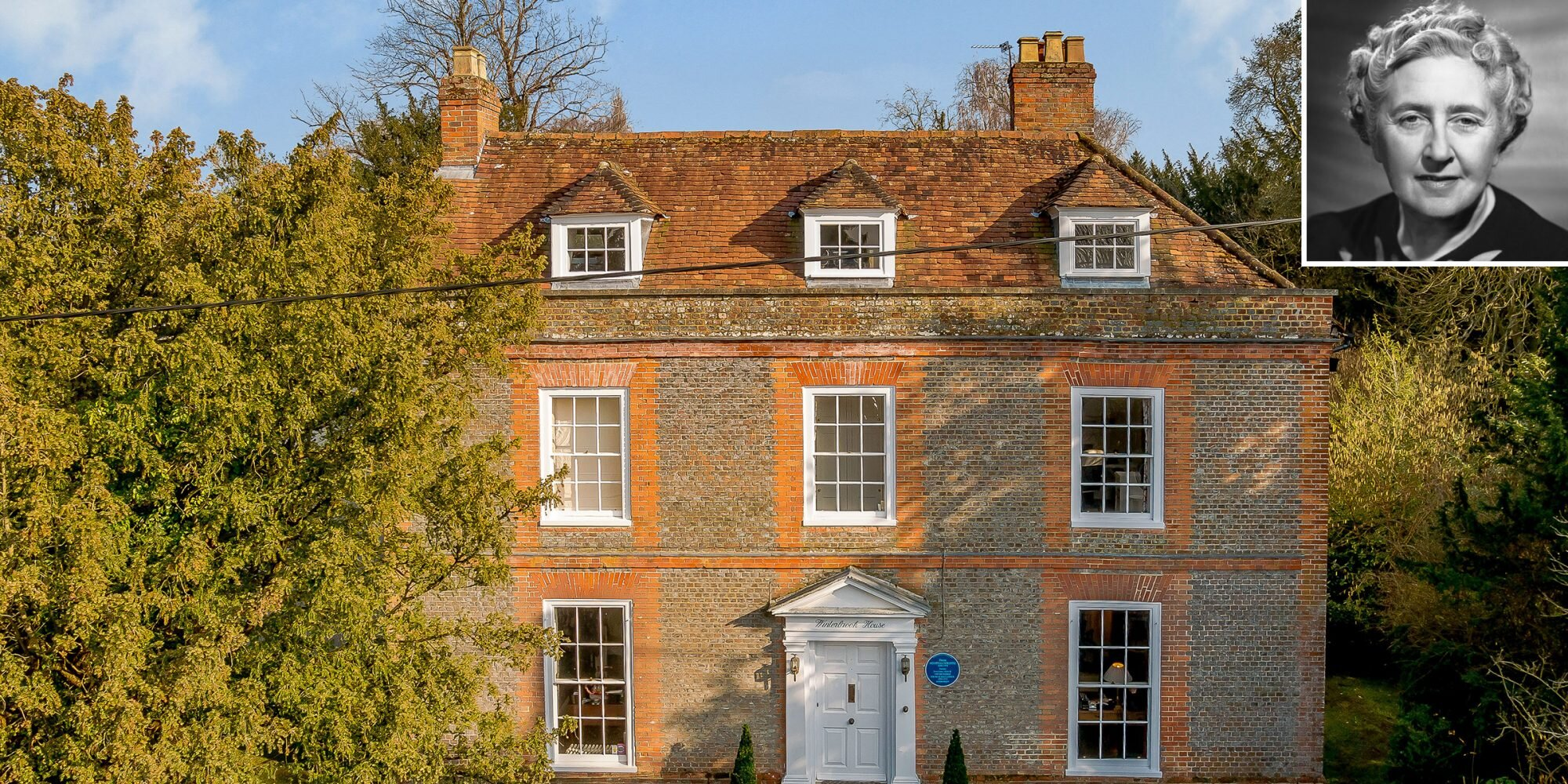 Agatha Christie Fans Are Plotting to Turn Her $3.8 Million English Home into a Literary Center