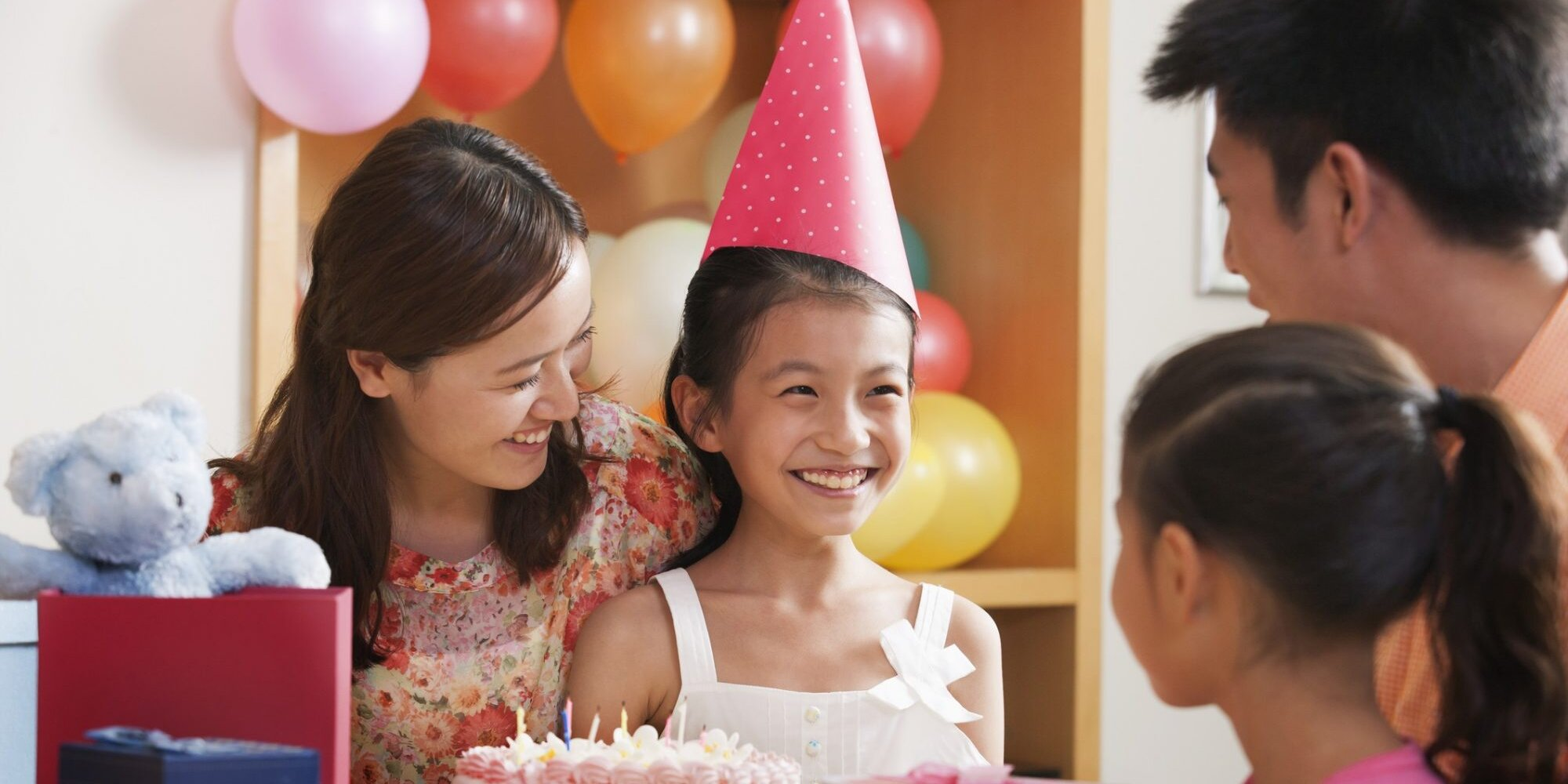 how to make a small birthday celebration feel special