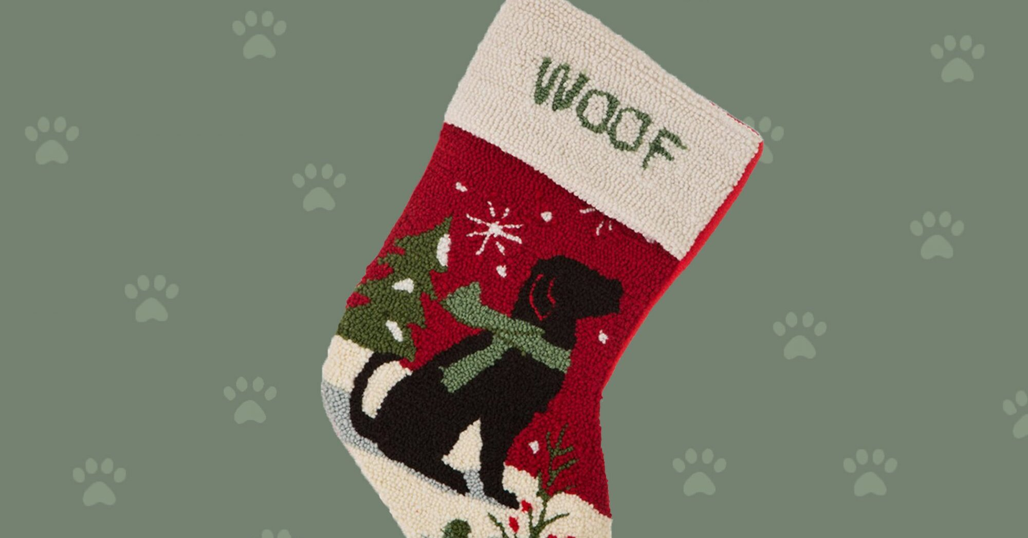 19 of the Best Dog Holiday Stockings Available Online