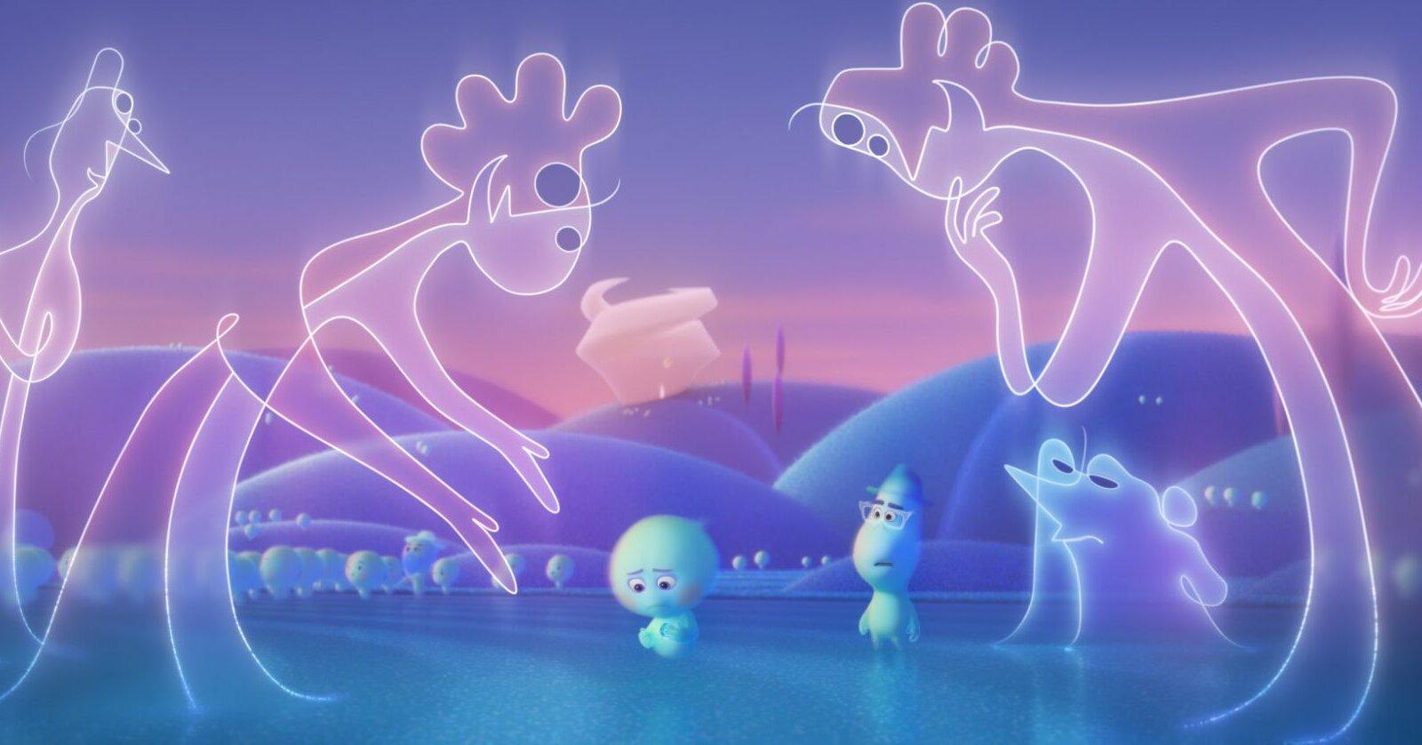 Pixar's new 'Soul' trailer with Jamie Foxx unlocks the music of life