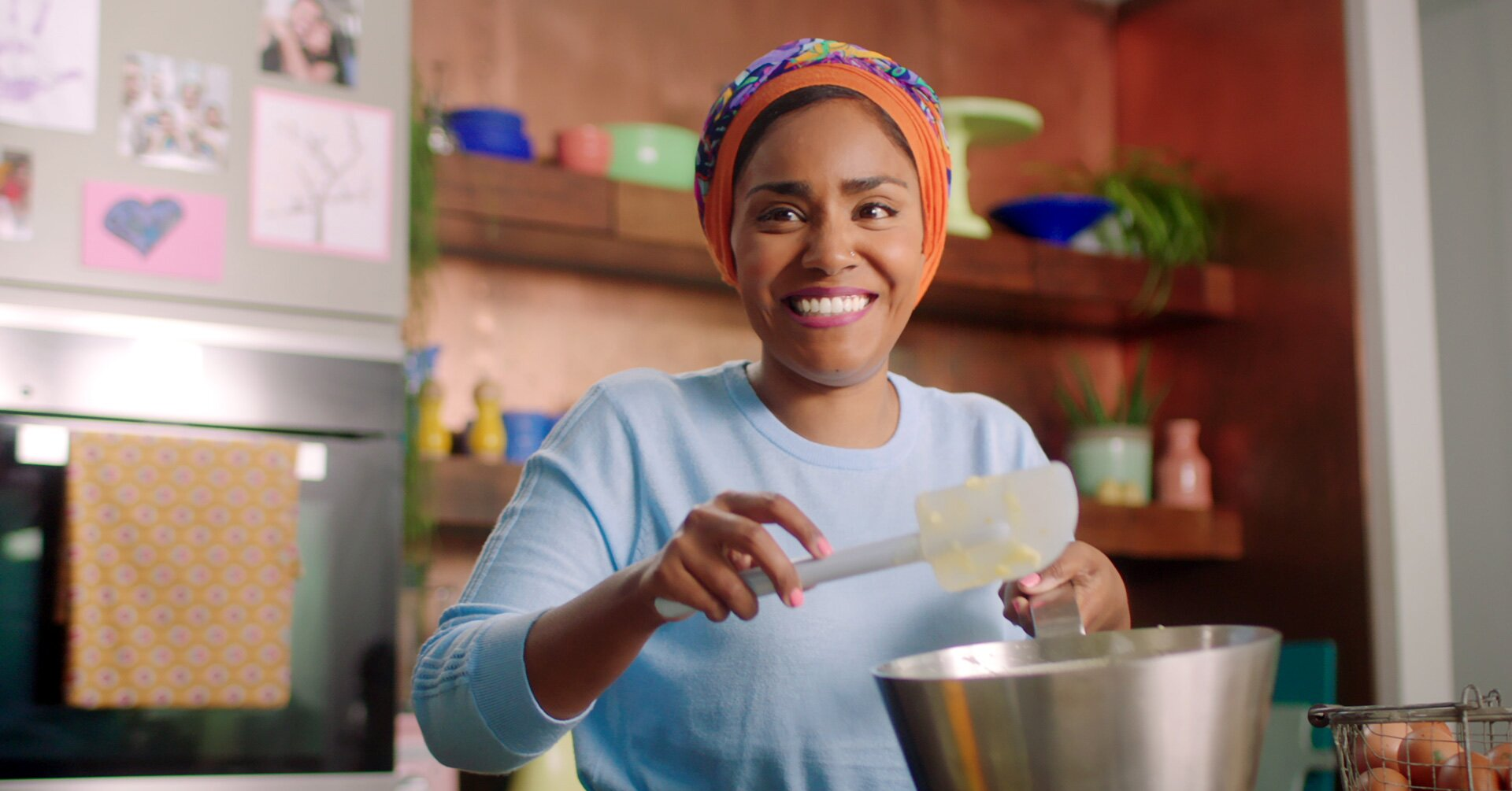 Great British Baking Show's Nadiya Hussain Has a New Baking Series Coming to Netflix—See the Trailer