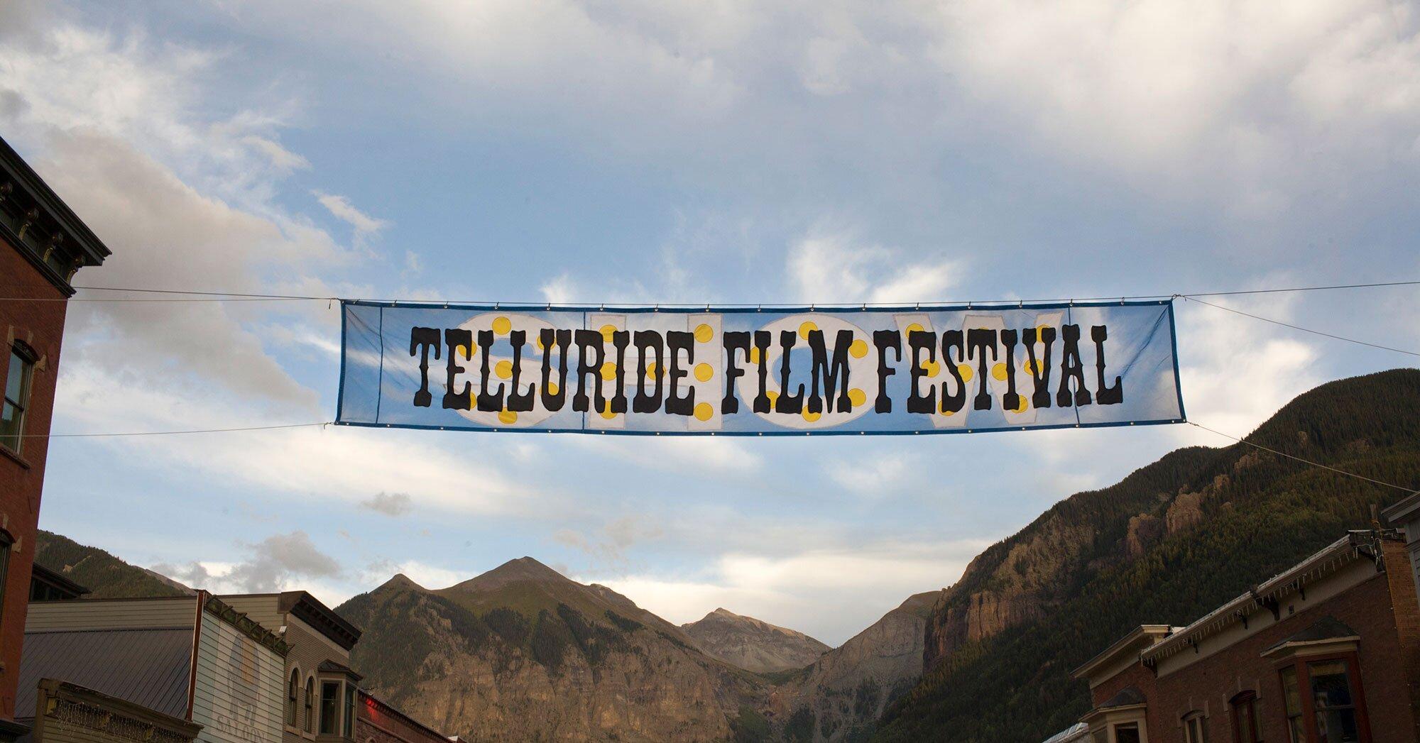 Telluride Film Festival cancels 2020 event over coronavirus concerns