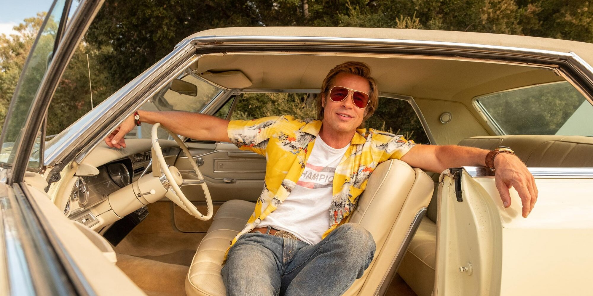 Quentin Tarantino says Once Upon a Time in Hollywood novelization will reveal Cliff Booth's backstory.jpg