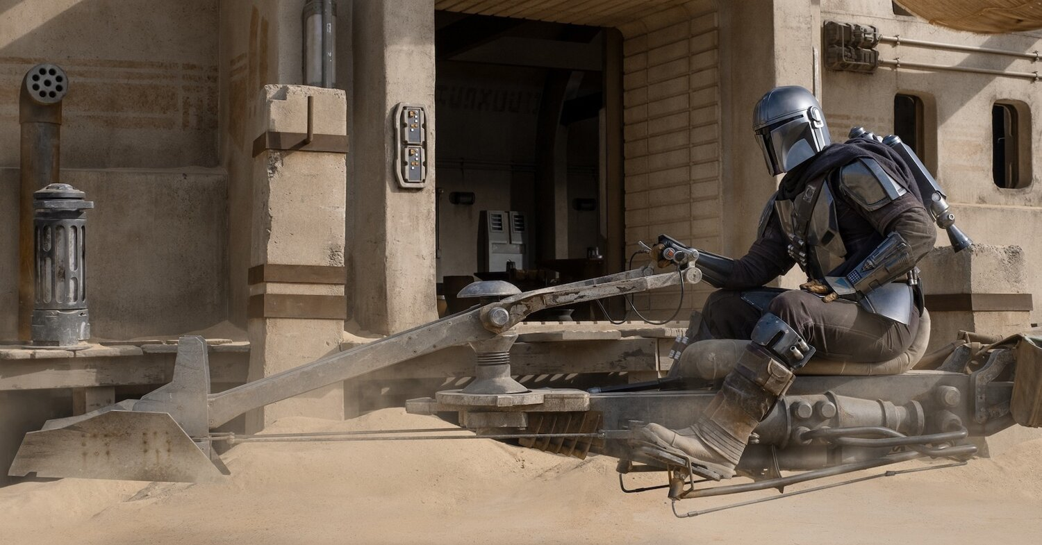 'The Mandalorian' season 2 premiere: Here's where you've seen that creature before
