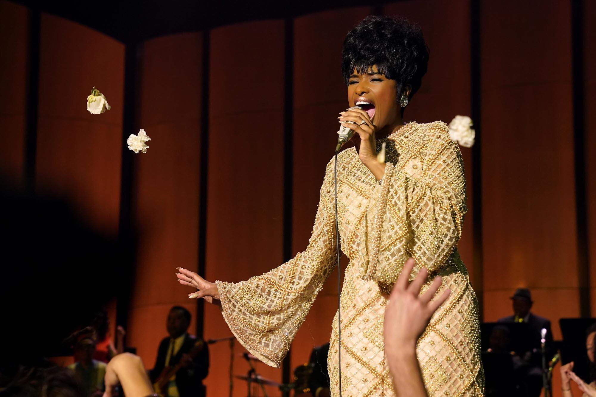 Jennifer Hudson's Aretha Franklin biopic Respect delayed until August 2021 | EW.com