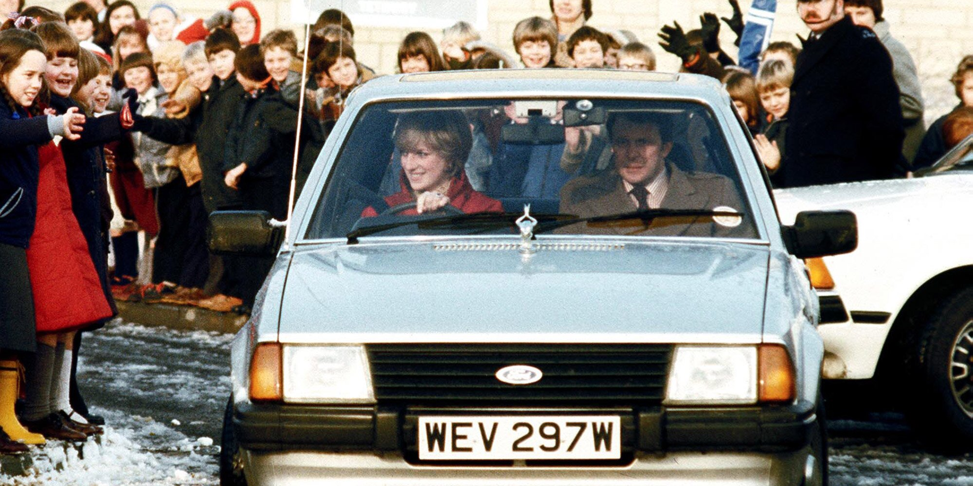 Princess Diana's Engagement Gift from Prince Charles (a Car!) Is for Sale