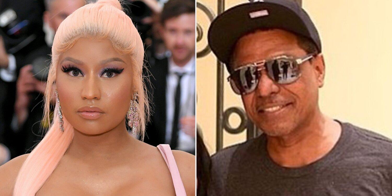 Nicki Minaj honors late father Robert Maraj on what would've been his birthday: 'Miss u so much'.jpg