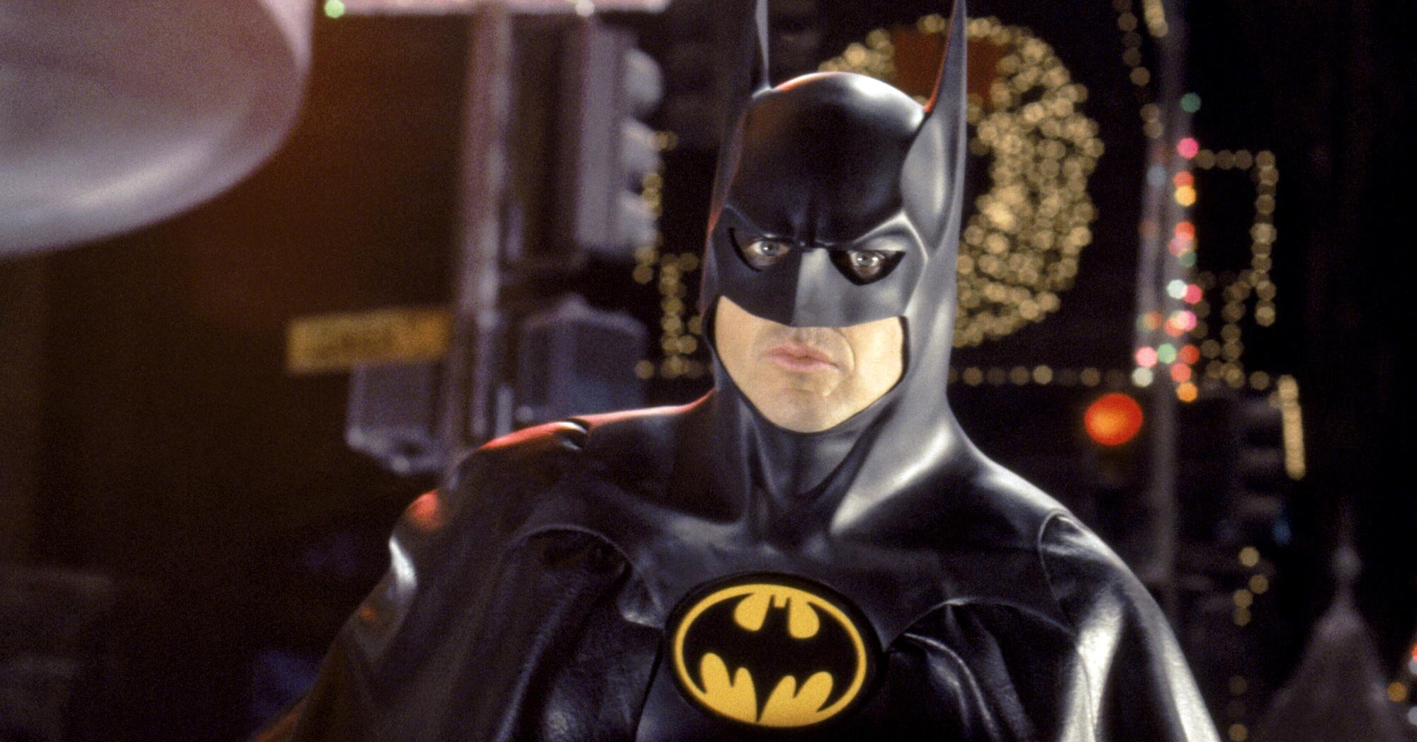 Michael Keaton declares himself the best Batman to Jimmy Kimmel