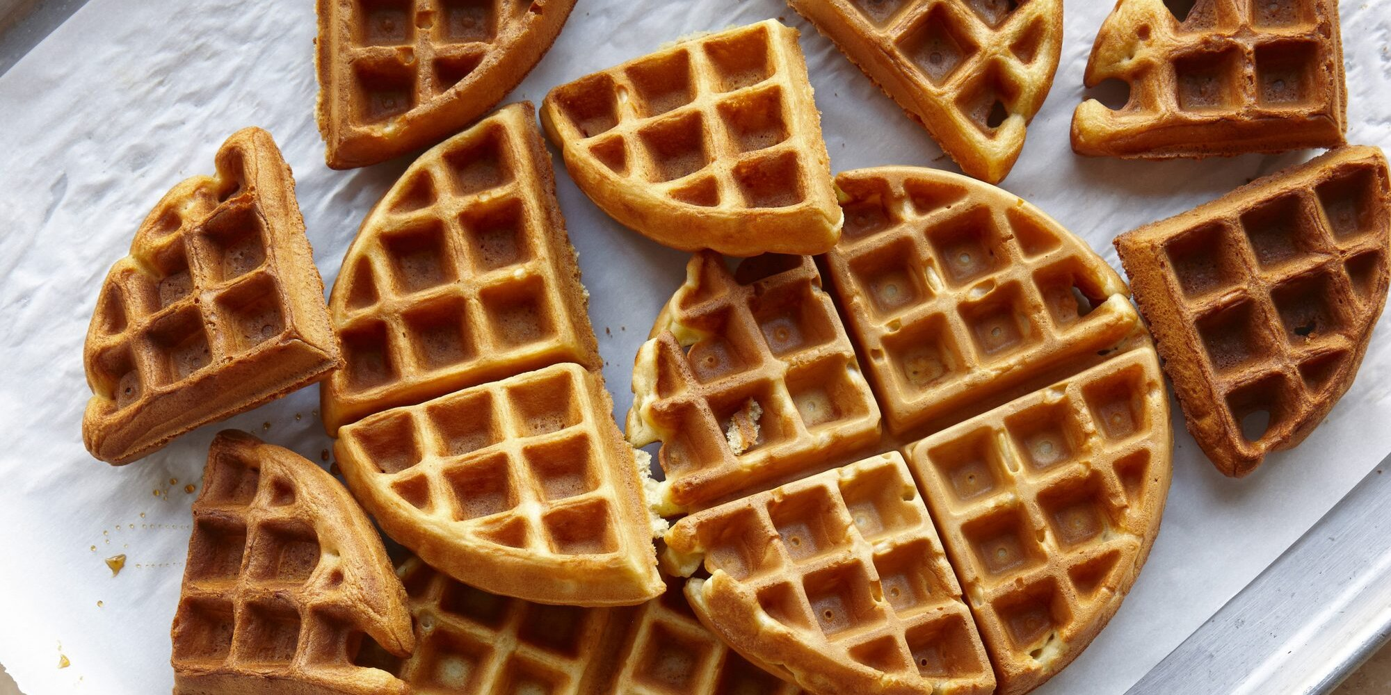 This Simple Hack Is the Secret to Making Picture-Perfect Waffles