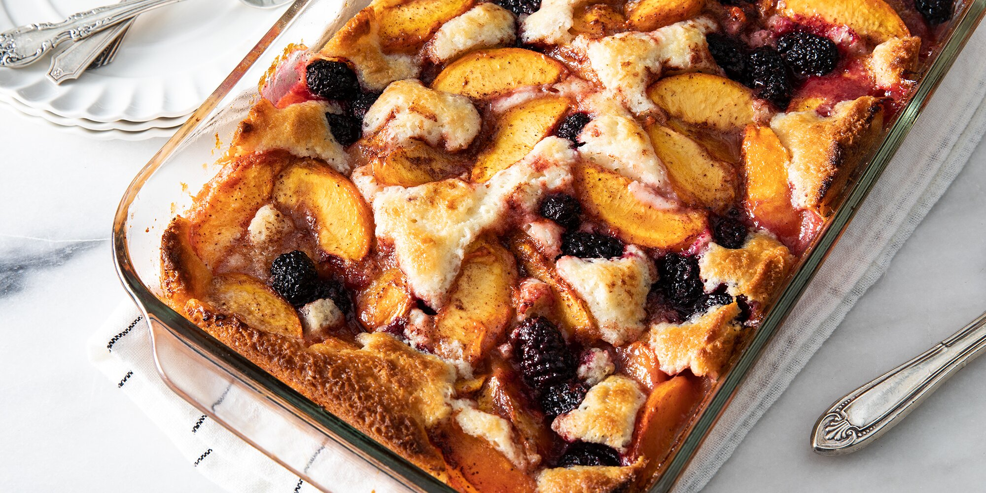 What Is the Difference Between a Cobbler, Crisp, and Crumble?