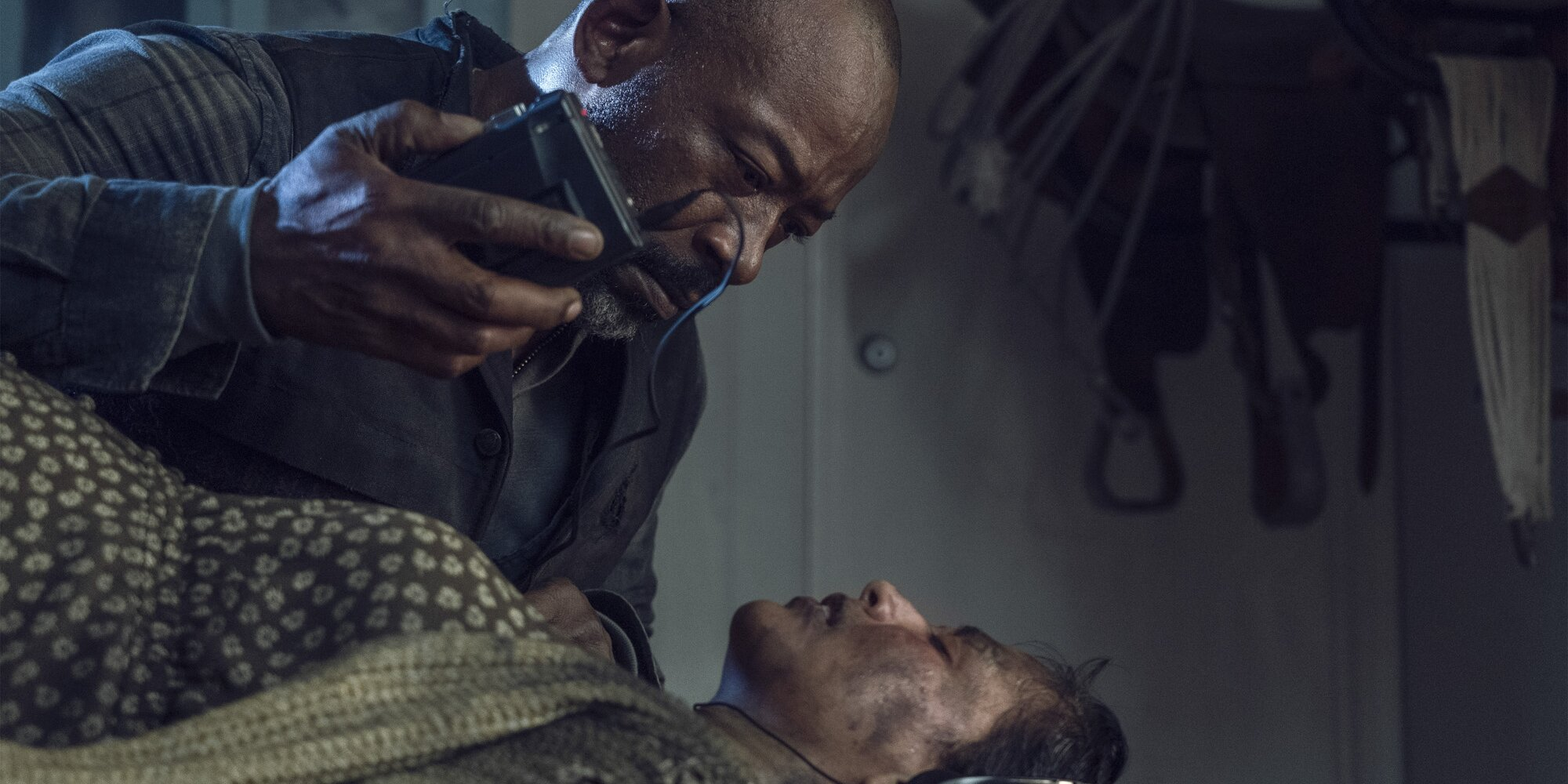 Fear the Walking Dead devastating twist ending explained | EW.com – Entertainment Weekly News