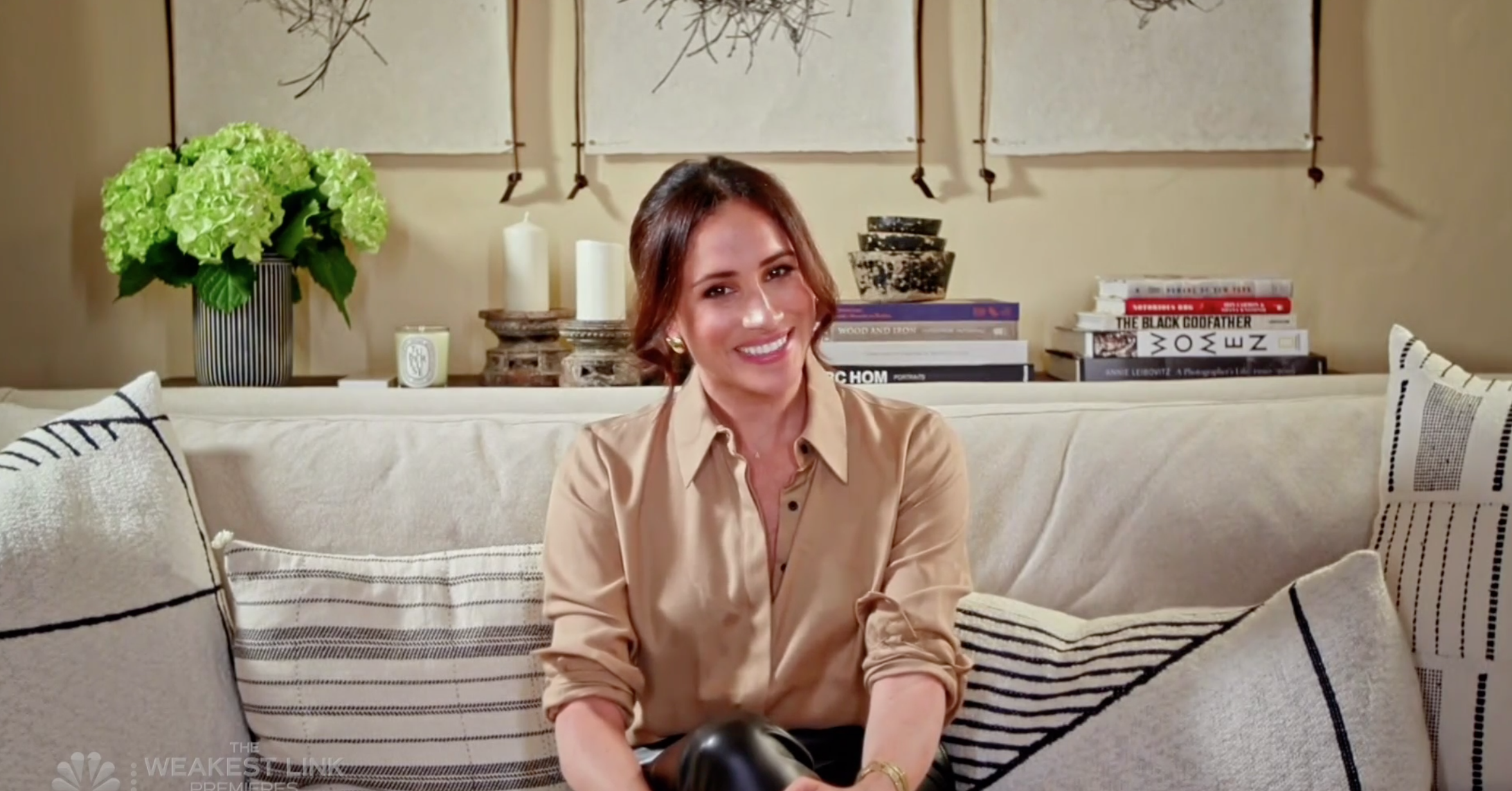 Meghan Markle Gives a New Glimpse Inside California Home — Including a Nod to Her Royal Wedding