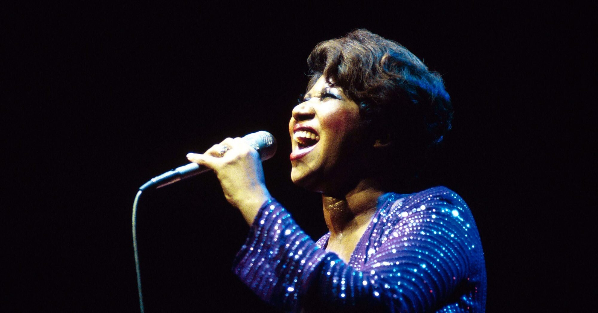 It's official! Aretha Franklin has no. 1 hits in every decade since the '60s