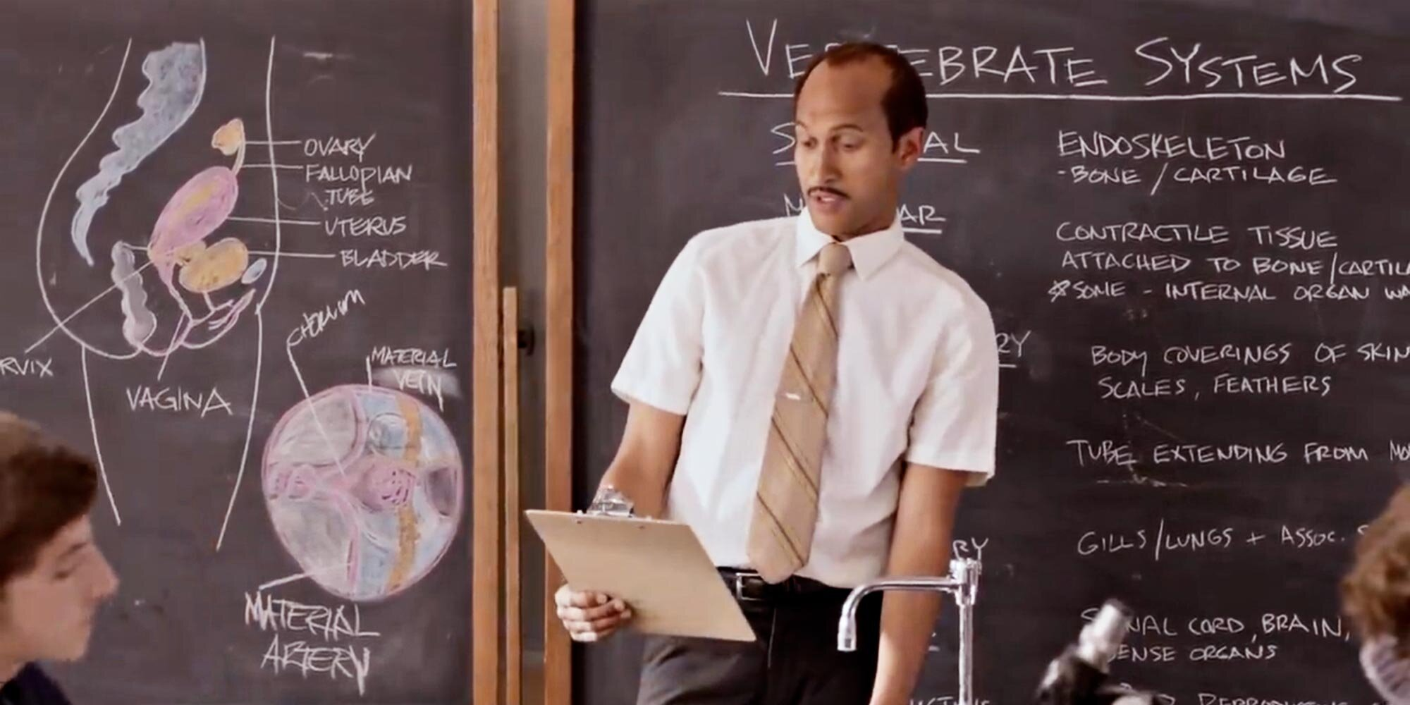 'Ya done messed up, A-A-Ron': An oral history of the 'Key & Peele' classic 'Substitute Teacher'