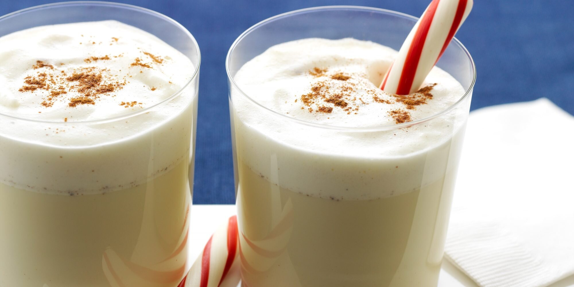 what is eggnog and what is it made of
