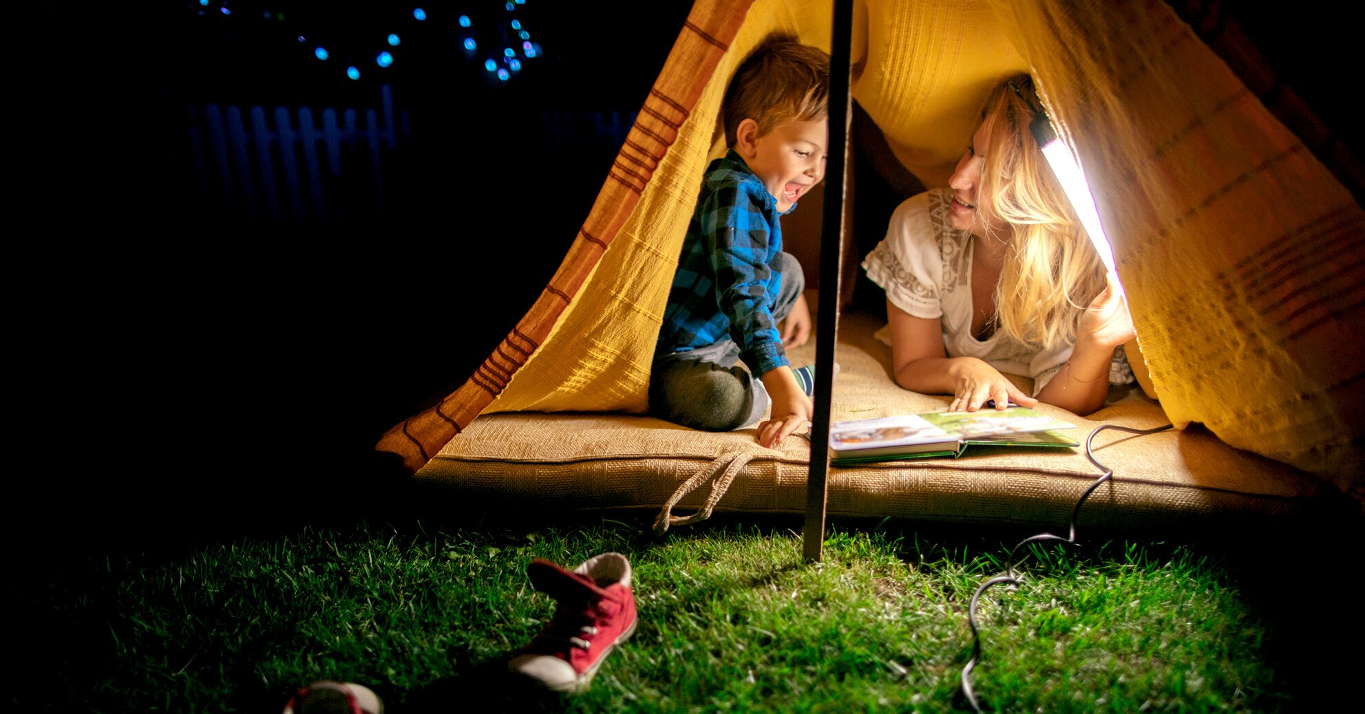 Trip Canceled? 6 Essentials to Grab for a Fun Backyard Campout Instead
