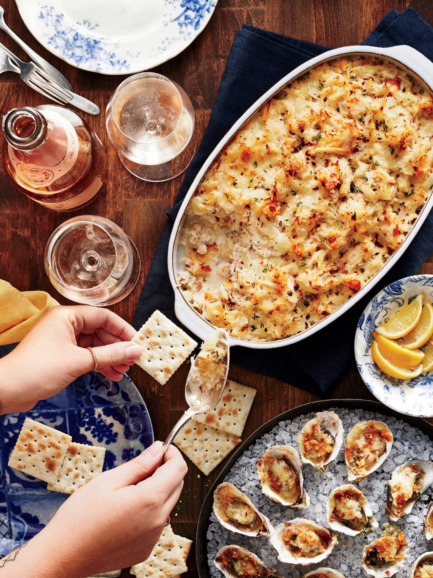 Our Absolute Best Recipes Using Crab Meat Myrecipes