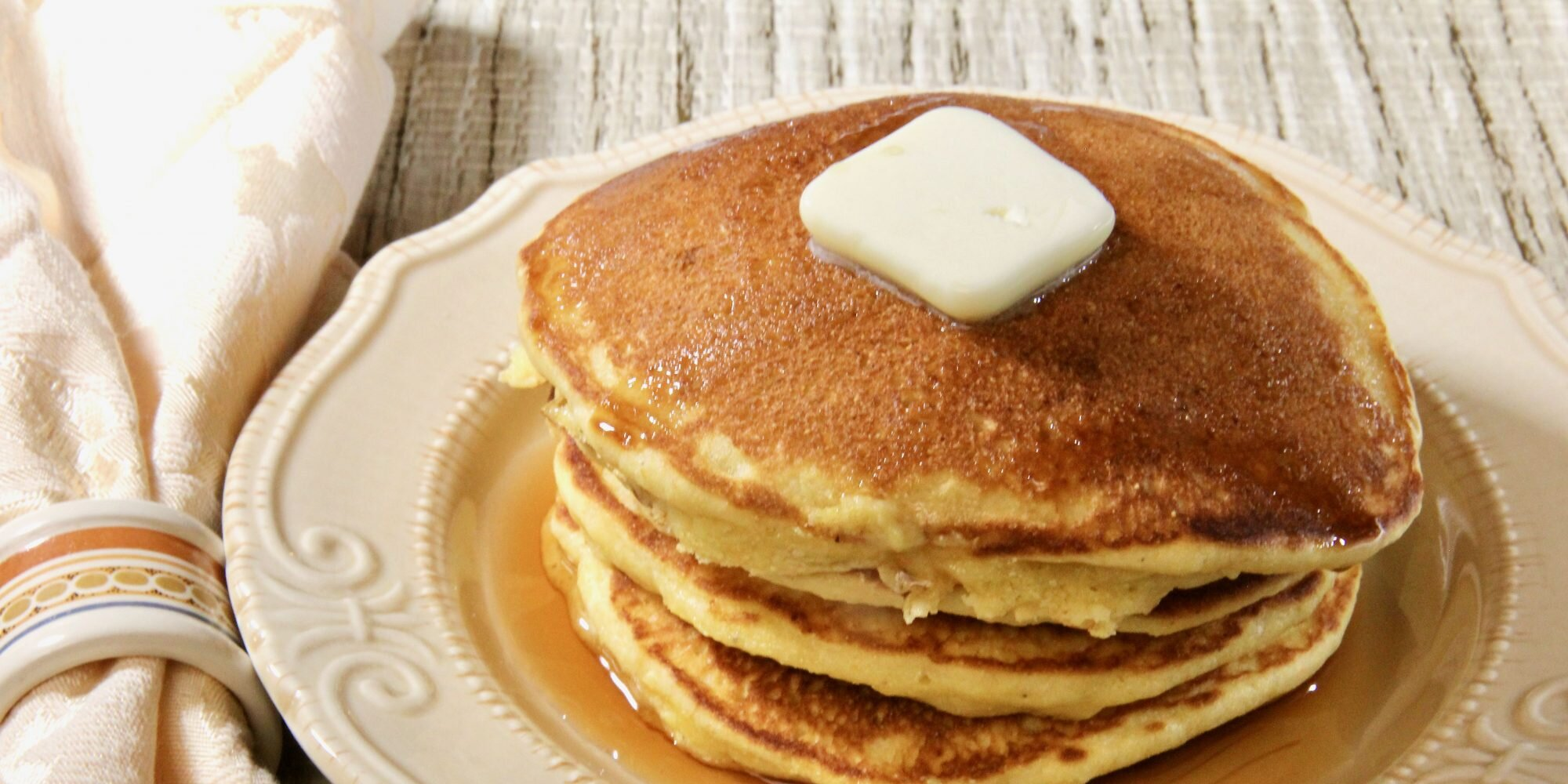 10+ Cornmeal Pancakes for Sweet and Savory Breakfasts