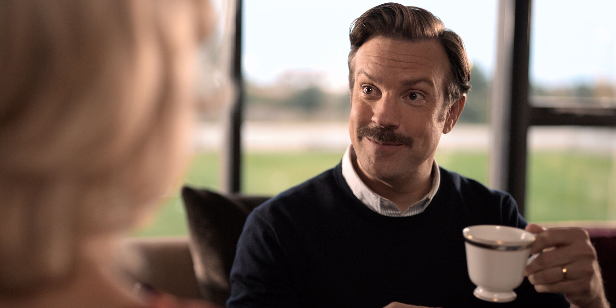 Jason Sudeikis and his 'Ted Lasso' costars on making the feel-good TV hit of 2020
