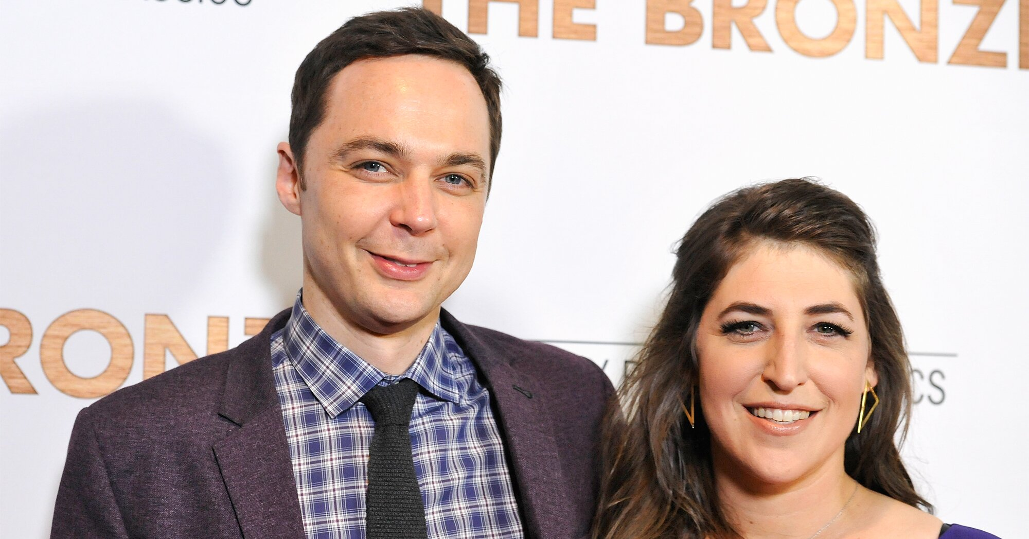 Bazinga! Jim Parsons and Mayim Bialik on 'building from the ground up'... image