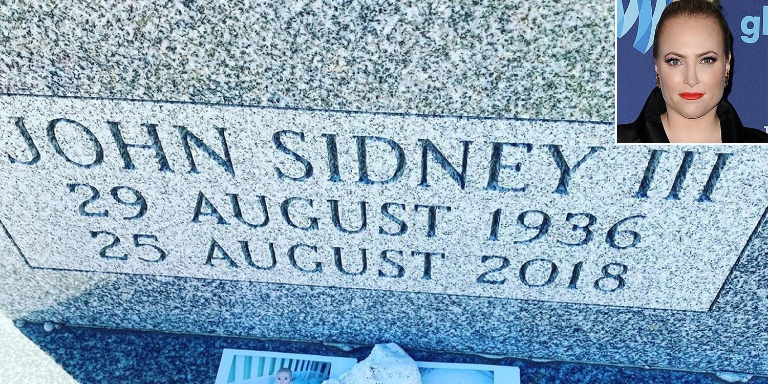 Meghan McCain Places Photos of Daughter Liberty, 4 Months, on Father John's Grave: 'Miss You Dad'.jpg