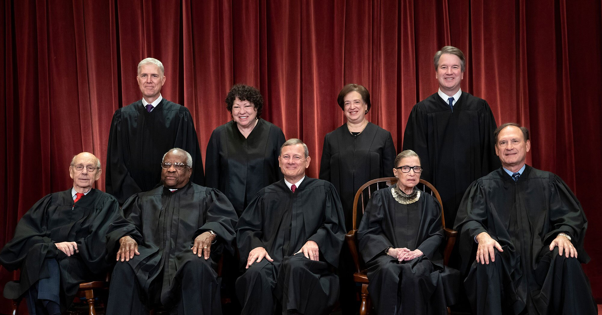 All the Supreme Court Justices Share Heartfelt Tributes to 'Dear Friend' Ruth Bader Ginsburg