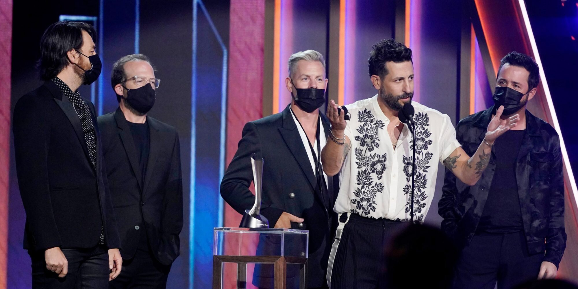 Old Dominion Wins ACM Group of the Year for Fourth Year in a Row: 'We're Just Very Fortunate'