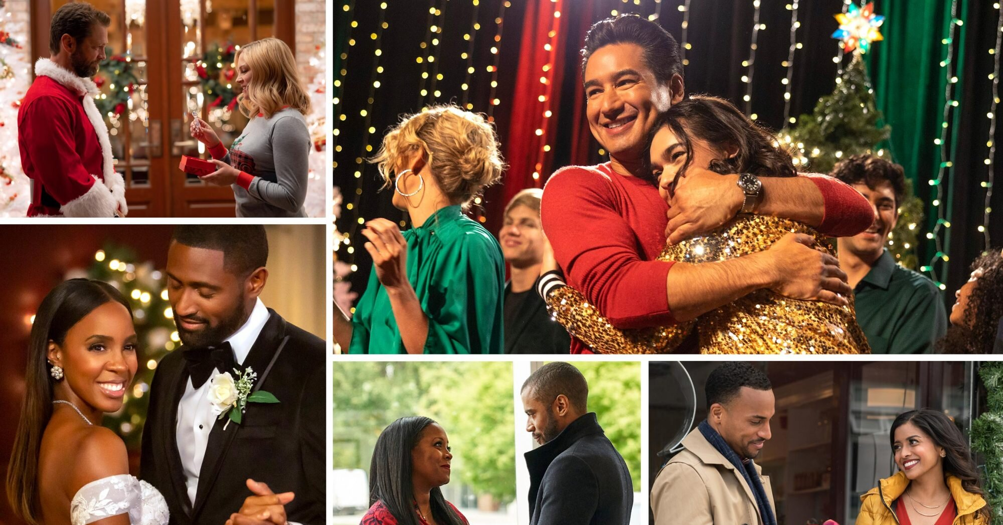 All the details on Lifetime's 30 Christmas movies: See first-look photos
