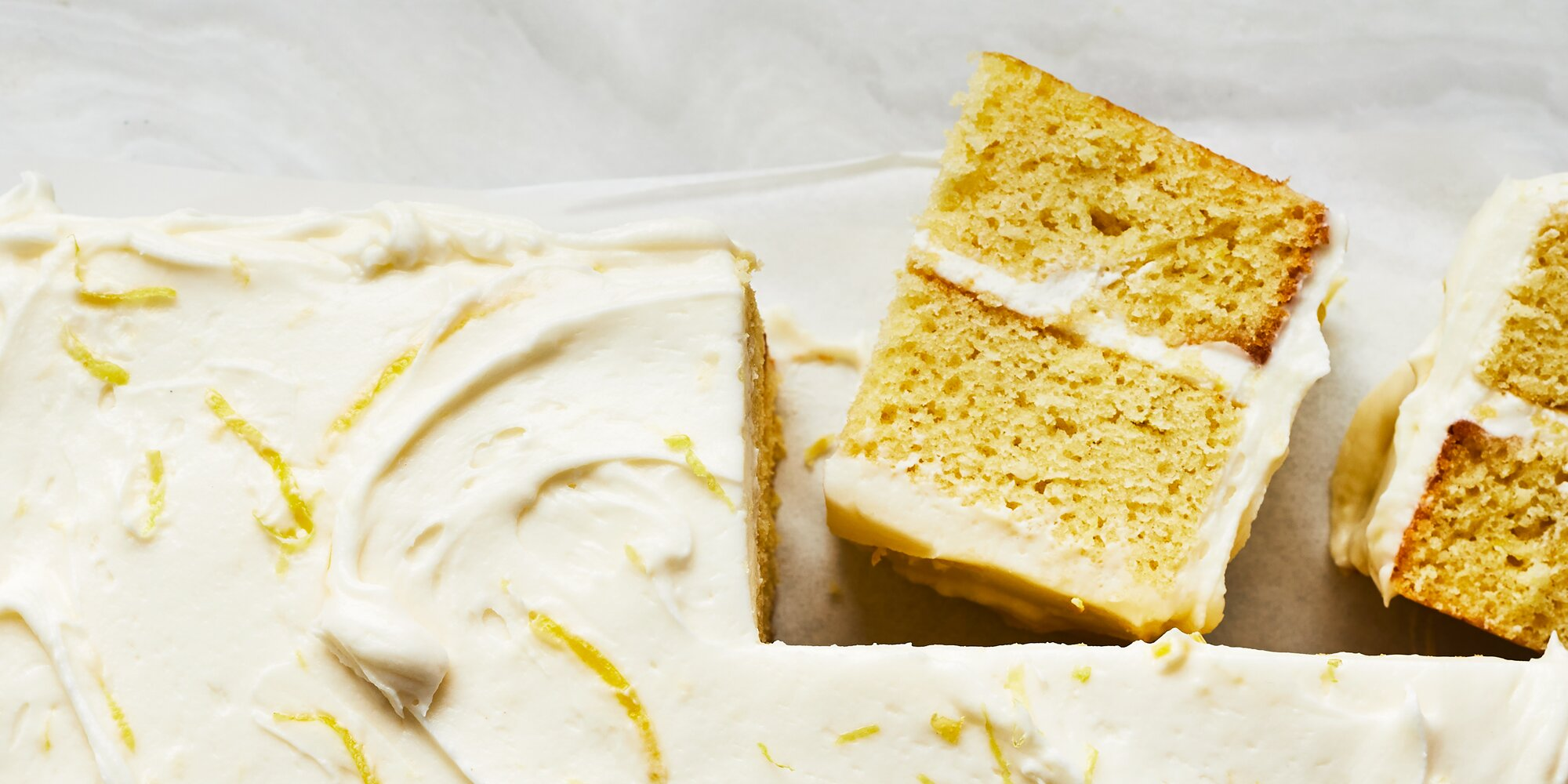 This One-Bowl Lemon Cake Was Made for Lazy Days