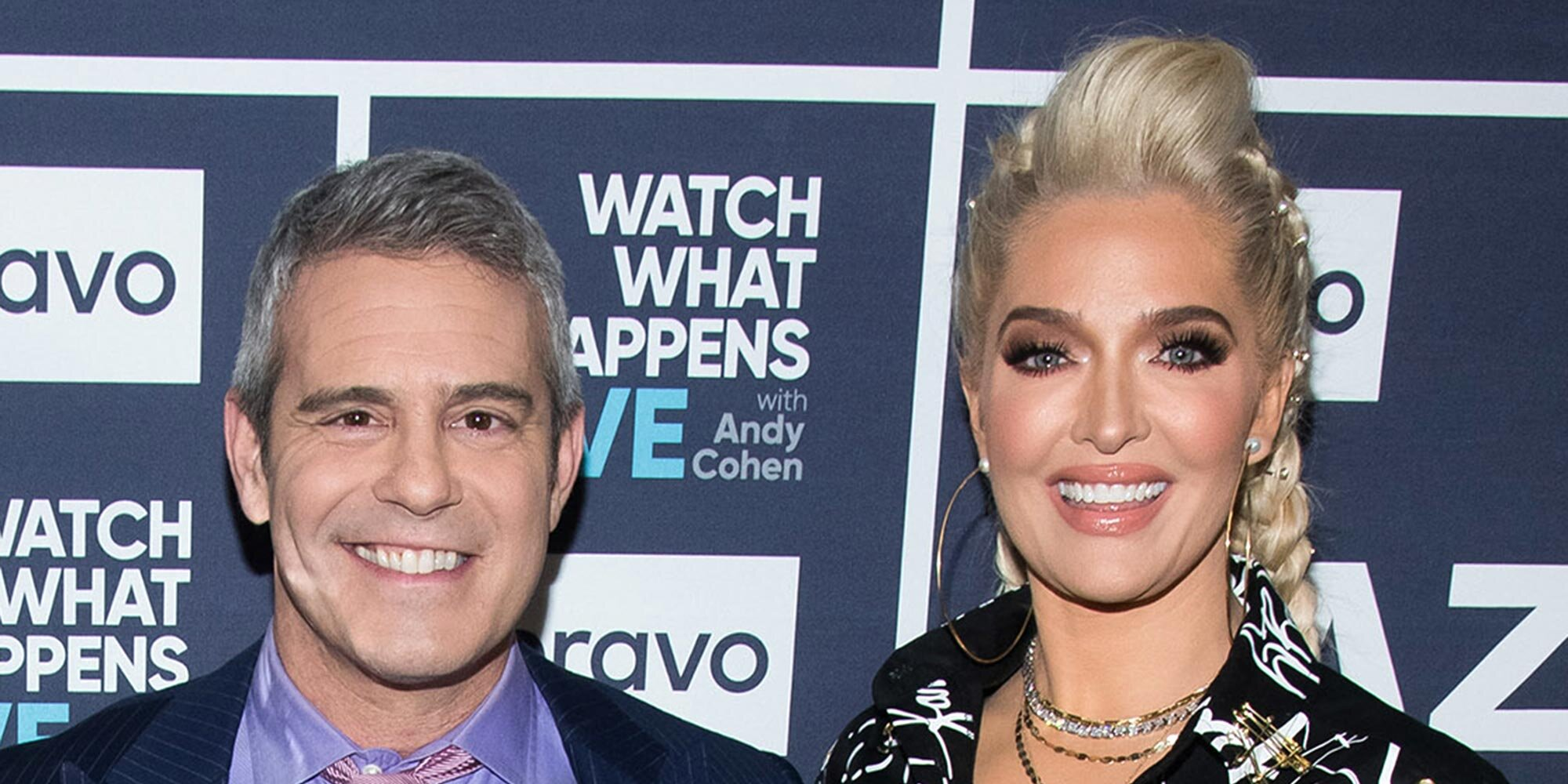 Andy Cohen dismisses Erika Jayne documentary as 'questionable'