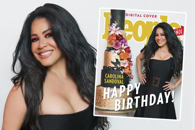Carolina Sandoval - DIGITAL COVER