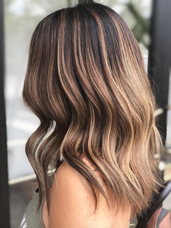 The Most Stunning Brown Hair Colors To Try In 2021 Southern Living