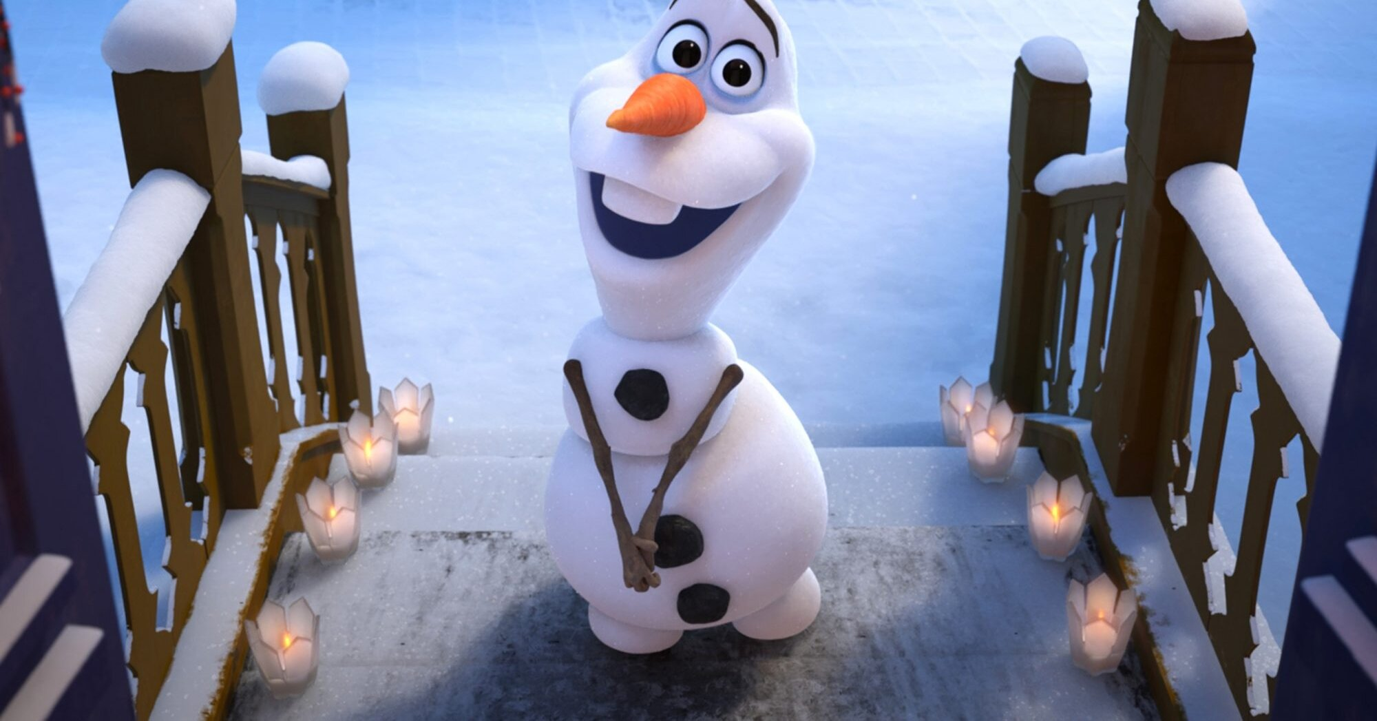 Disney Releasing New Frozen Short Series at Home With Olaf, Made Entirely at Home
