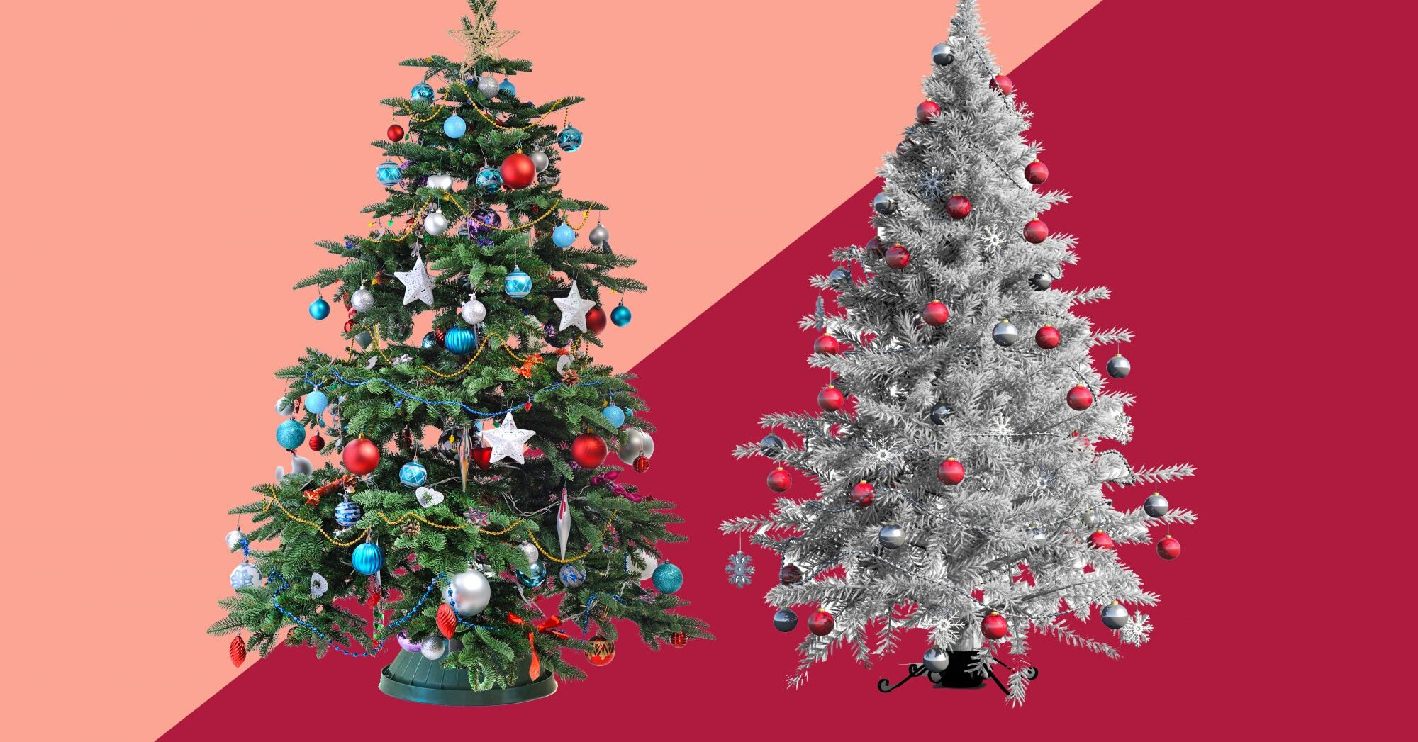 Pros And Cons Of A Real Christmas Tree Vs Artificial Christmas Tree Real Simple The national christmas tree is pictured after it was lit by. should you get a real or artificial christmas tree here s how to decide