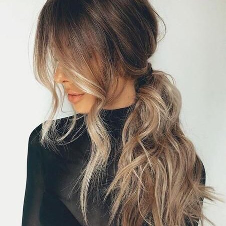 Astonishing 34 Pretty Ponytail Hairstyles That Prove Theyre Coming Back Big Schematic Wiring Diagrams Amerangerunnerswayorg