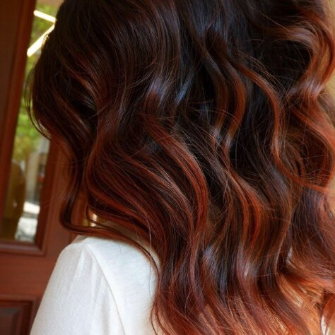 Groovy These Hair Color Trends Are Going To Be Everywhere In 2020 Natural Hairstyles Runnerswayorg
