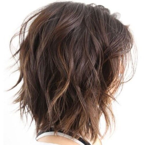 Shoulder Length Hairstyles To Show Your
