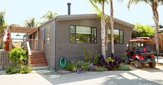 No Joke This Is A Mobile Home Better Homes Gardens